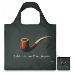 Shopping bag with Pipe picture