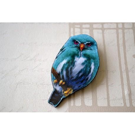 Sinise linnuga pross